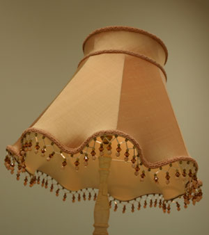 Lampshades by curtain maker iseriors bespoke lampshades is interiors offers a lampshade refurbishment service keyboard keysfo Images
